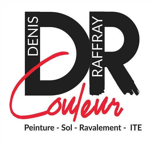 Création du site internet de DR Couleur- Plérin (22) 0