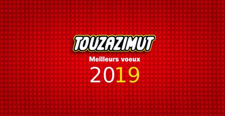 Belle année 2019 !