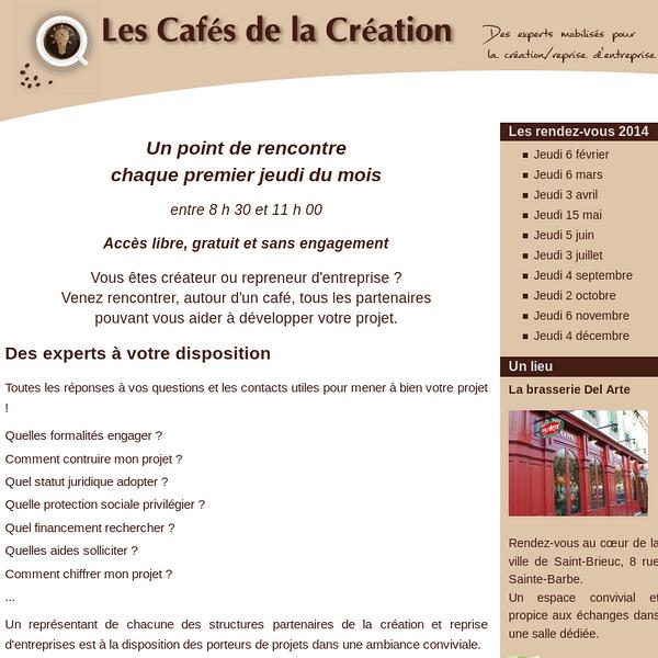 La CCI de Saint-Brieuc se mobilise pour les créateurs d''entreprise