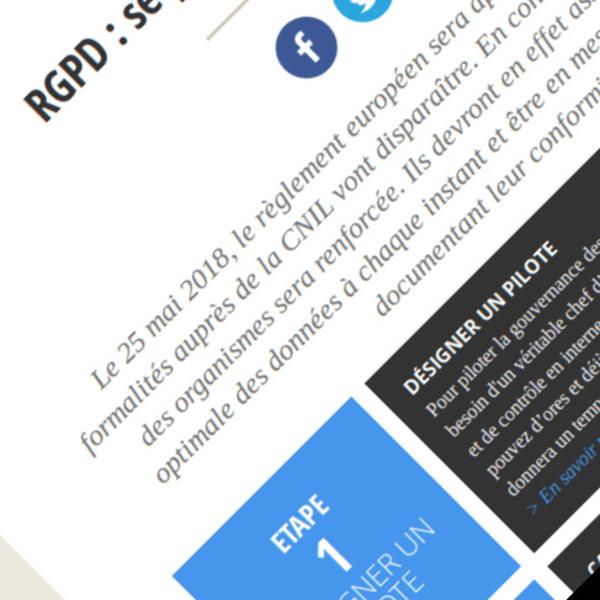 RGPD : liste des actions (automatiques et manuelles) qui vous aideront à vous mettre en conformité sur votre site publié par Touzazimut