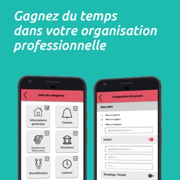 Une application pour partager vos données en temps réel