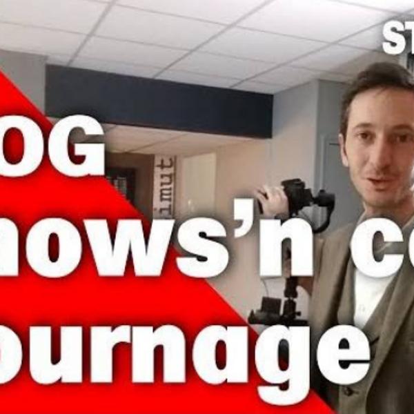 Vidéo tournage: une vidéo pour Knows''n Co