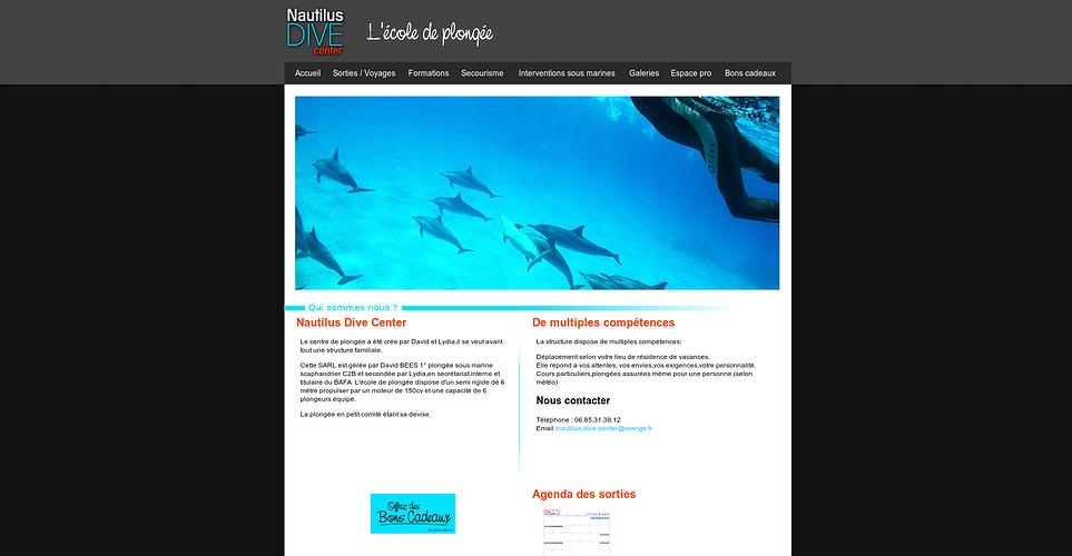 Nautilus dive center www-nautilus-dive-center
