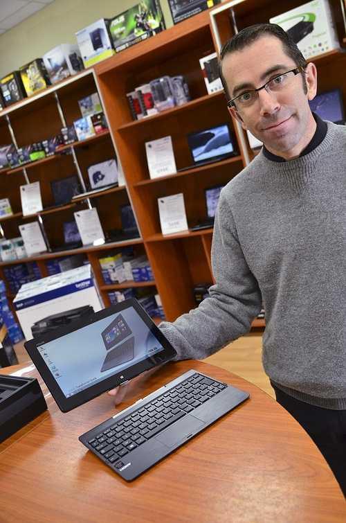 Entre tablette et ordinateur très mobile 0
