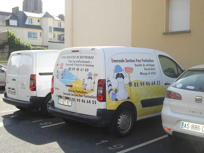 Emeraude Propreté & Services - Entretien, nettoyage pour pros et particuliers 0