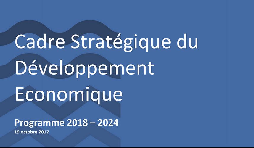 Nouveau cadre stratégique économique pour Saint-Brieuc Armor Agglomération 0