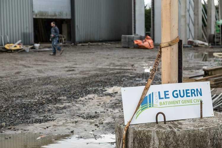 Société LE GUERN - Gros œuvre, génie civil à Plédran (22) imj7174
