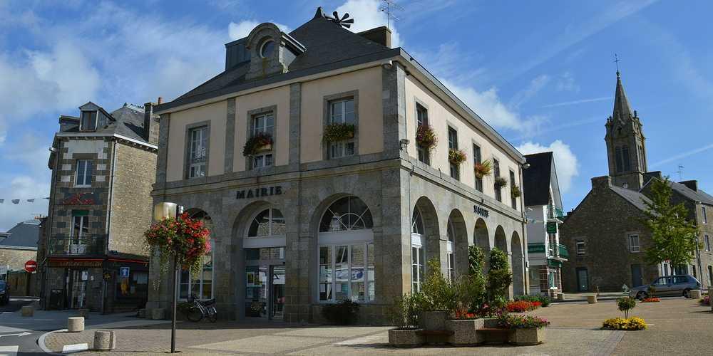 Refonte du site de la commune de Ploeuc-L''hermitage (22 - Côtes d''Armor) 0