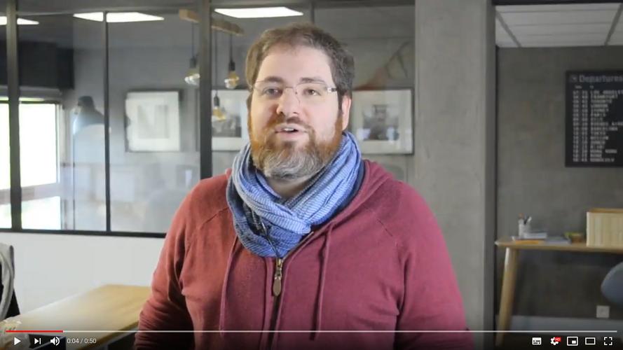 En vidéo :) Le projet de fusion des villes de Plouguenast et Langast 0