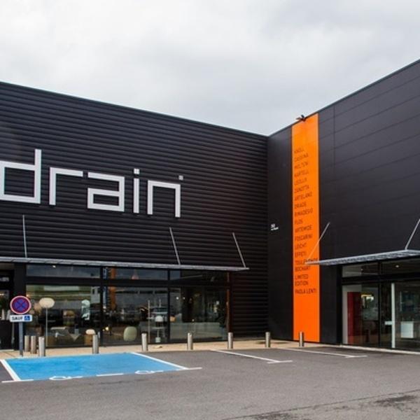Audrain - Saint-Brieuc: un site design !