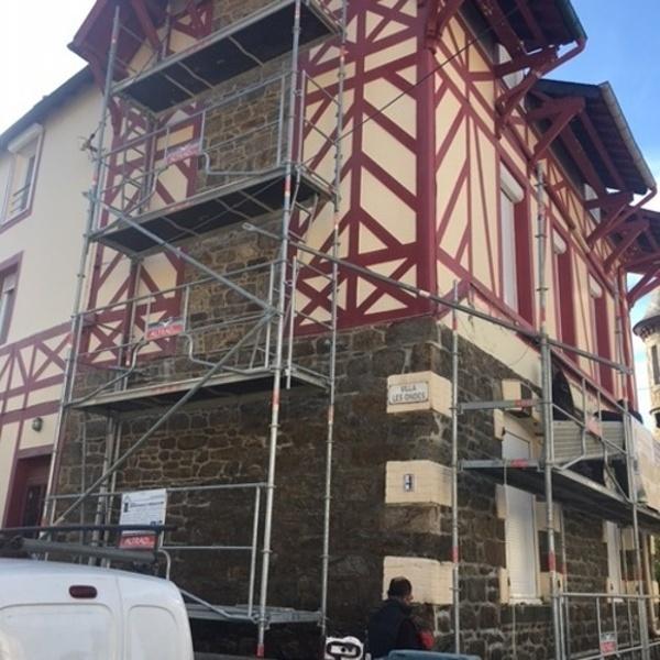 Berthault Beauvir Longecoté : maçonnerie traditionnelle - Ille et Vilaine