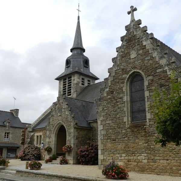 Création du site de la ville de Plédéliac, Côtes d''Armor