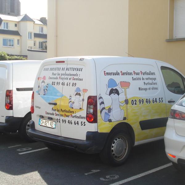 Emeraude Propreté & Services - Entretien, nettoyage pour pros et particuliers