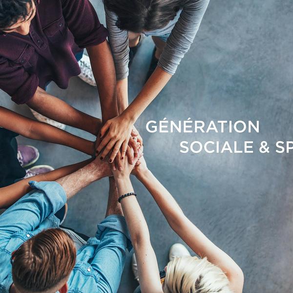 GSS : Génération Sociale & Sportive - Bretagne