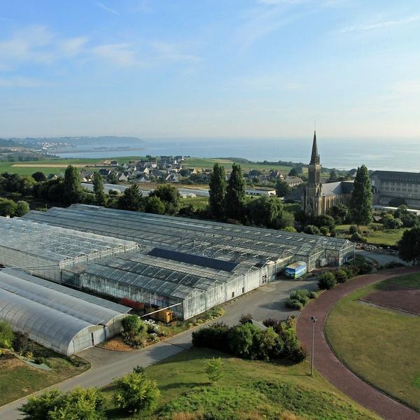 Lycée Saint-Ilan à Langueux, nouveau site et commandes en ligne