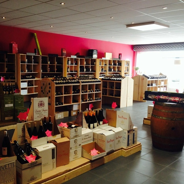 Passion Vin - 3 caves : Plérin, Binic, Langueux