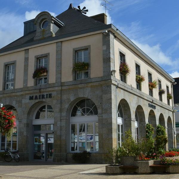 Refonte du site de la commune de Ploeuc-L''hermitage (22 - Côtes d''Armor)