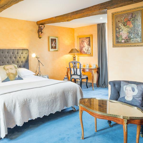 Site Internet de l''hôtel La Demeure - Côtes d''Armor - Bretagne