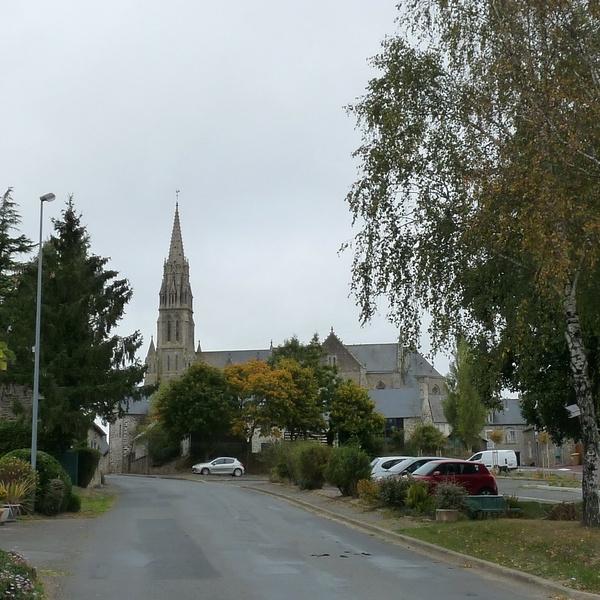 Site Internet de la Mairie de Hénon, Côtes d''Armor