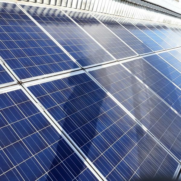 Solar +: Nettoyage panneaux photovoltaïques sur le Grand Ouest
